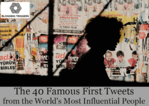 The 40 Famous First Tweets from the World's Most Influential People