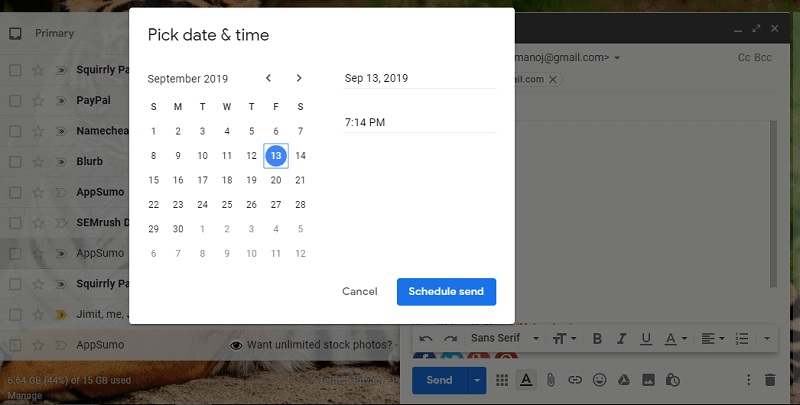 Ways to Schedule Gmail Emails to Send Them Later