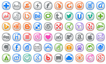 free-social-media-buttons