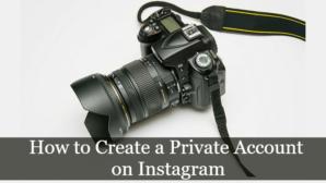 private account instagram