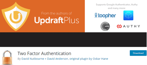 Two-Factor Authentication Plugins for WordPress