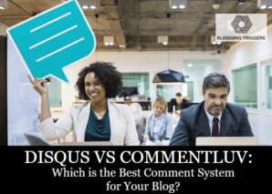 DISQUS VS COMMENTLUV Comment system