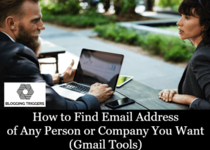 How to find email address