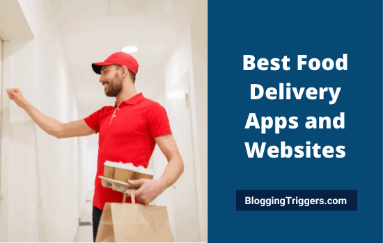 Best Food Delivery Apps and Websites