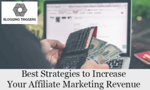 Affiliate marketing revenue