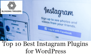 Instagram plugins wordpress