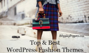 Best WordPress Fashion Themes