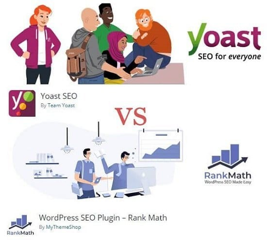Yoast SEO vs Rank Math SEO