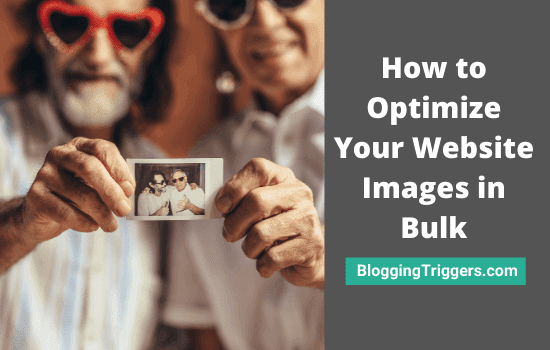 How to Optimize Your Website Images in Bulk