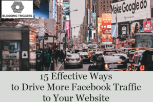 15 Effective Ways to Drive More Facebook Traffic to Your Website