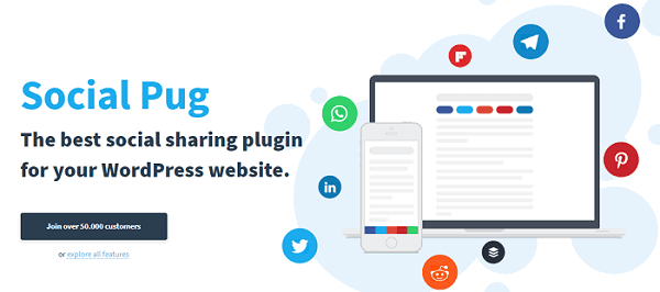 The 15 Best WordPress Social Media Plugins for Sharing in 2021 9