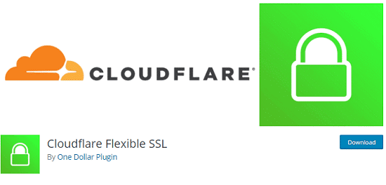 Cloudflare Flexible SSL
