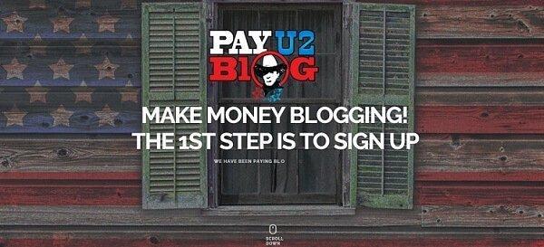 Pay U2 Blog
