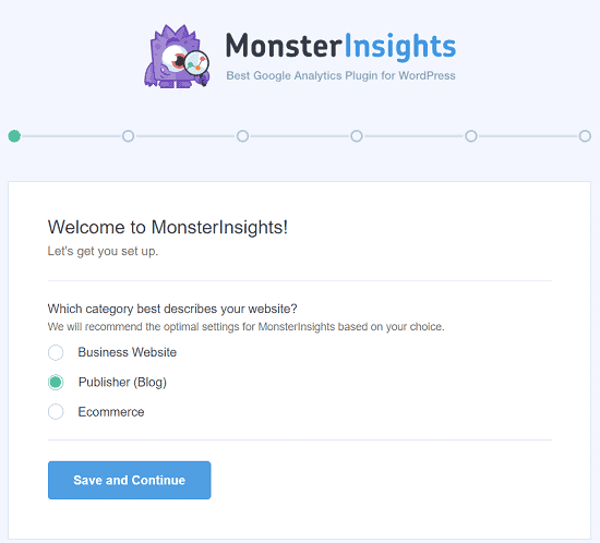 Monster Insights 2