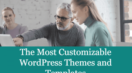 Highly Customizable WordPress Themes