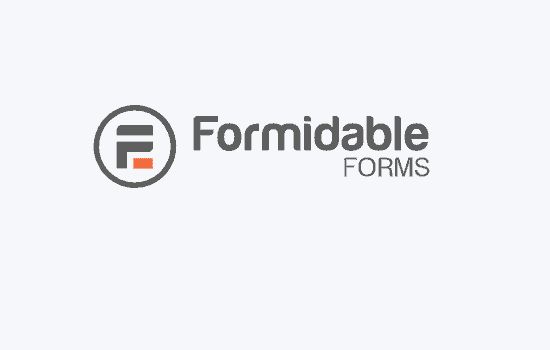 Formidable Forms 1