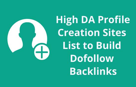 High-DA-Profile-Creation-Sites