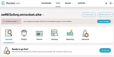 Rocket hosting