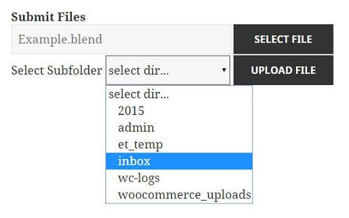 wordpress-file-upload