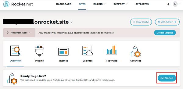 Rocket-hosting
