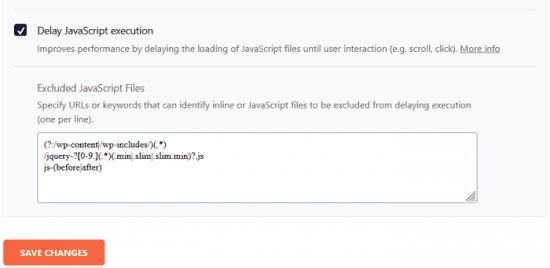 delay JavaScript